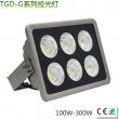 COB聚光LED投光灯100-300W