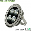 Concentrating power LED explosion proof lights 120-200W
