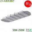 超薄一体化模组LED路灯50-250W