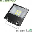 LED鳍片散热泛光灯30-200W
